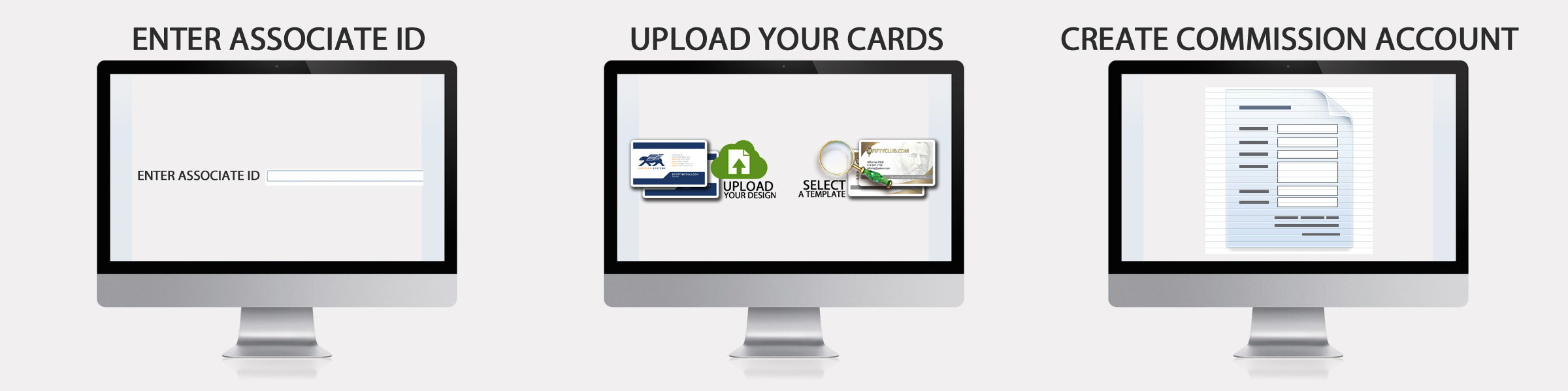 50Fiftyclub.com - Business Card Referrals - We pay you to pass out ...